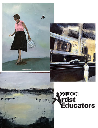 Golden Artist Educators Certified